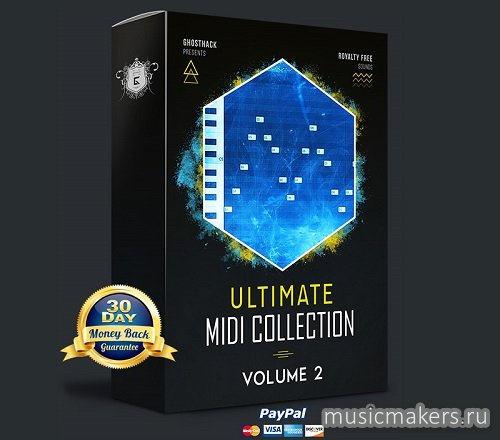 Ghosthack - Ultimate MIDI Collection 2 (MIDI)