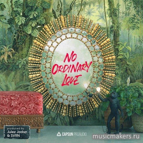 Capsun ProAudio - No Ordinary Love Trap Soul & RnB (WAV)