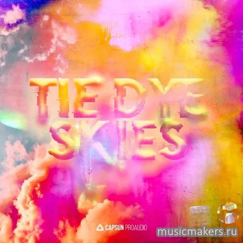 Capsun ProAudio - Tie Dye Skies Future Trap Kit (WAV)