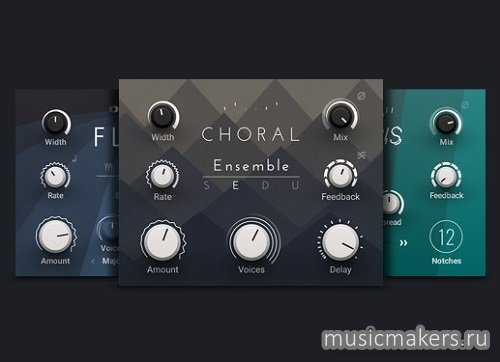 Native Instruments - Effects Series Mod Pack 1.1.0 VST, AAX x64