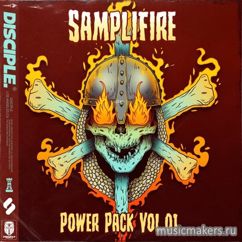 Disciple Samples - Samplifire Power Pack Vol. 1 (WAV)