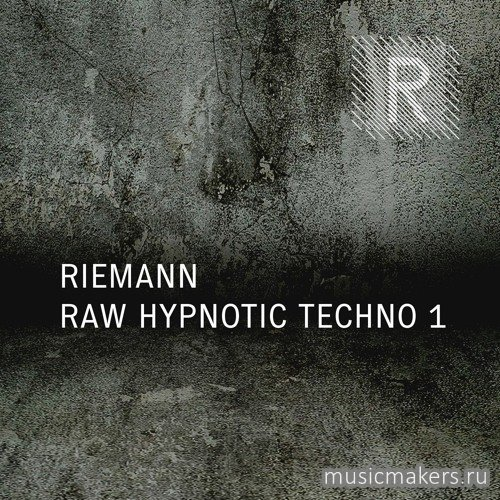 Riemann Kollektion - Riemann Raw Hypnotic Techno 1 (WAV)