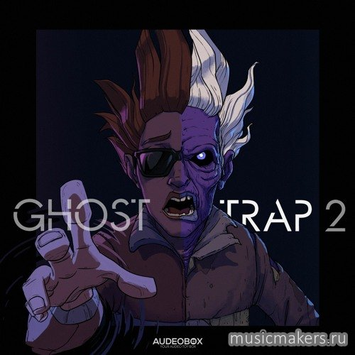 AudeoBox - Ghost Trap 2 (WAV) - сэмплы trap