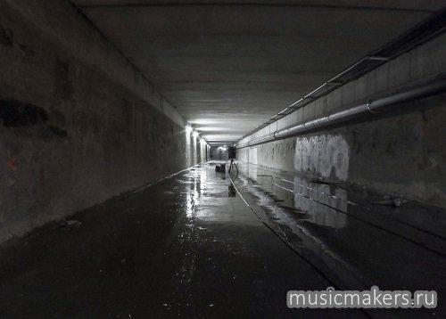 Audio Ease - Flood tunnel (ALTiVERB)