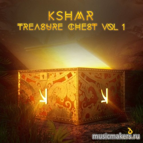 Dharma Worldwide - KSHMR Treasure Chest Vol. 1 (WAV, MIDI)