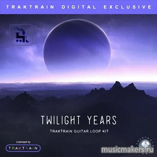 TrakTrain - Twilight Years (WAV)