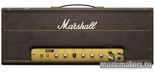 Softube - Marshall Plexi Super Lead 1959 v2.5.9 SSX, VST, VST3, AAX (MODiFiED)
