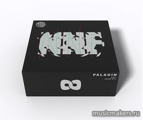 Palagin - NNF (Drum Kit) (WAV)