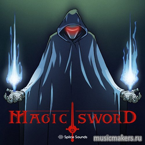 Splice Sounds - Magic Sword Sample Pack (MIDI, WAV)