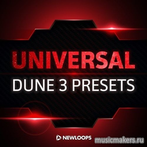 New Loops - Universal Dune 3 Presets