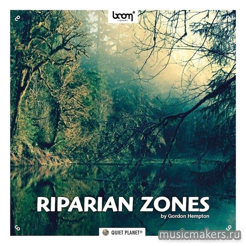 Boom Library - Riparian Zones STEREO & SURROUND (WAV)