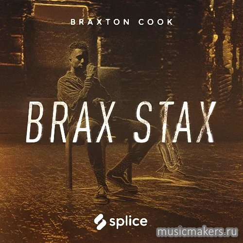 Splice Sounds - Brax Stax Braxton Cook (WAV)
