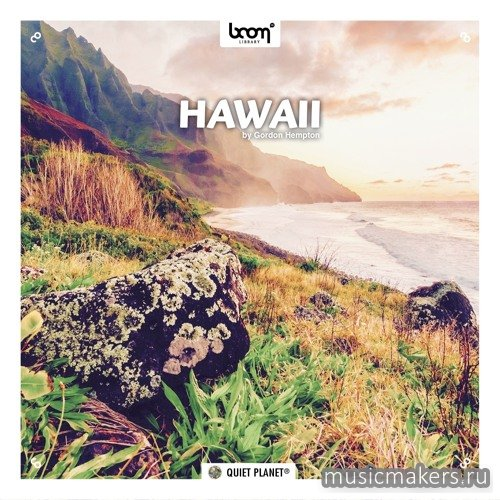 Boom Library - Hawaii STEREO & SURROUND (WAV)