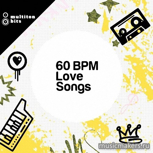 Multiton Bits - 60 BPM Love Songs (WAV)