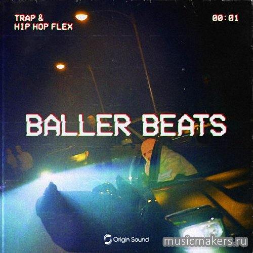 Origin Sound - BALLER BEATS (WAV)