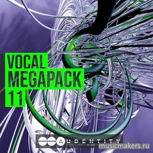 Audentity Records - Vocal Megapack 11 (WAV)
