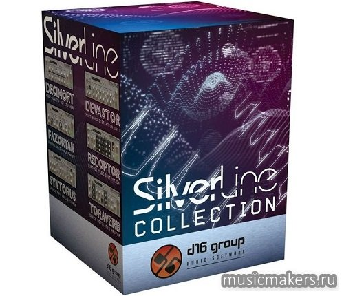 d16 Group - SilverLine Collection 02.2021 VST, AAX, AU WIN.OSX x86 x64 [02.2021]