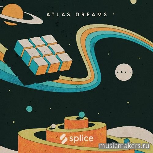 Splice Originals - Atlas Dreams - Alt RnB (MIDI, WAV, SERUM)