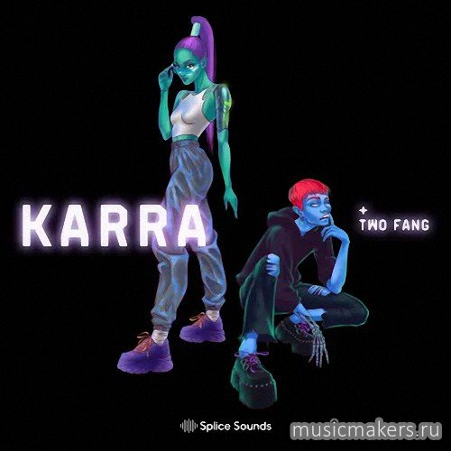 Splice Sounds - KARRA Presents Two Fang Vocal Pack (WAV)
