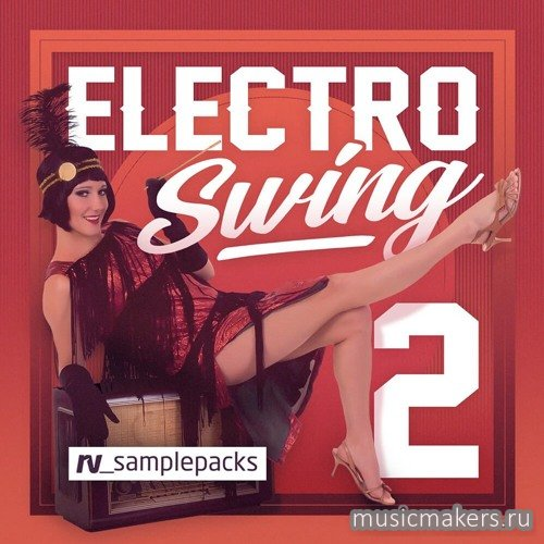 RV Samplepacks - Electro Swing 2 (WAV, REX, MIDI)