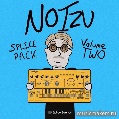Splice Sounds - Noizu Sample Pack Vol. 2 (WAV)