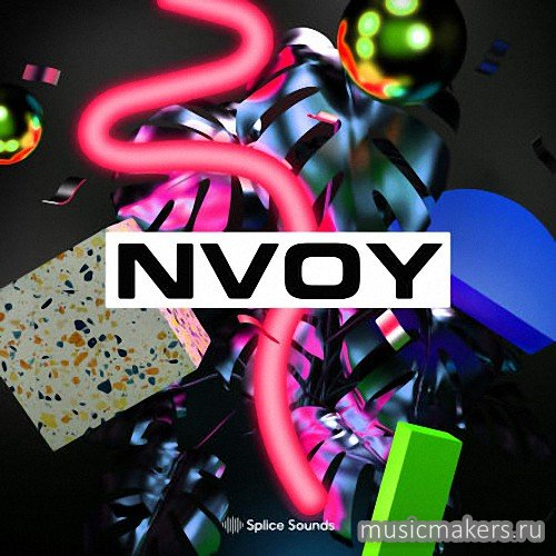 Splice Sounds - NVOY Sample Pack (WAV)